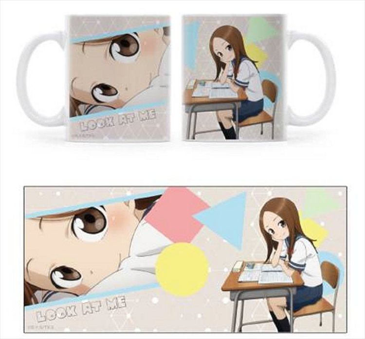If you blush you lose - Takagi Color Mug