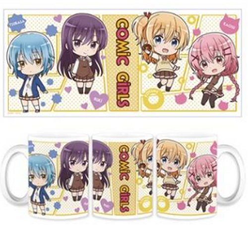 Comic Girls - Color Mug