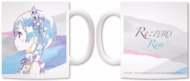 Re:Zero Starting Life in Another World - Rem Mug