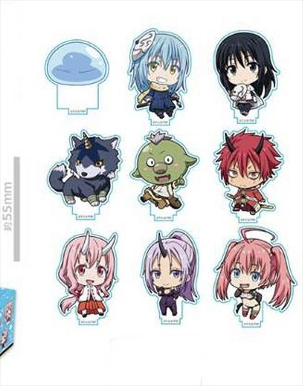 That Time I Got Reincarnated as a Slime - Character Acrylic Stand Single BLIND BOX