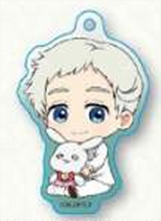 The Promised Neverland - Norman Keychain