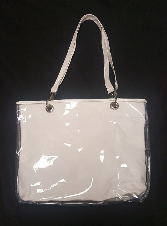Aniji Itabag - White Large Tote Bag