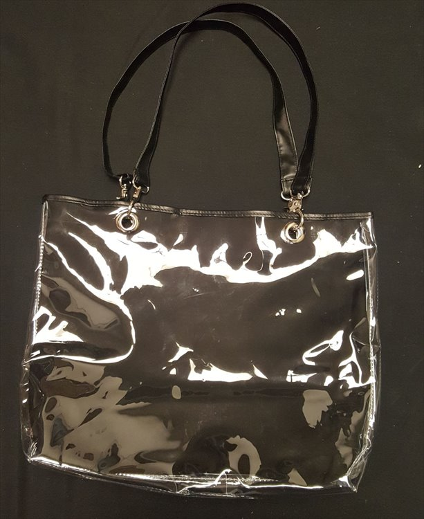 Aniji Itabag - Black Large Tote Bag