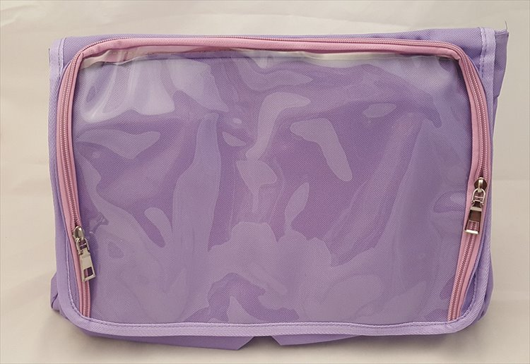 Aniji Itabag - Changable Messenger Bag Purple
