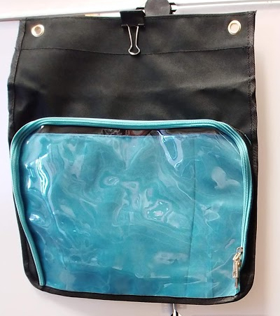 Aniji Itabag - Changable Messenger Bag Flap Blue