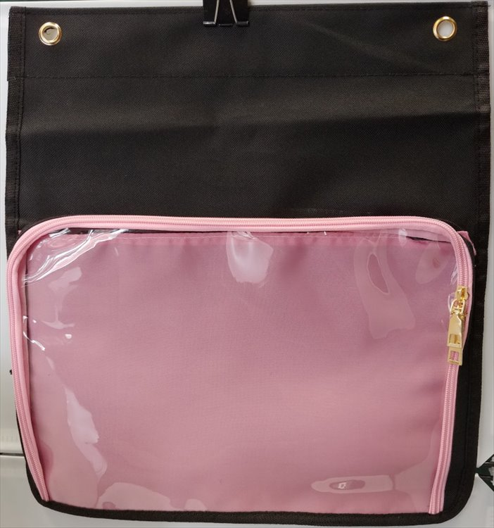 Aniji Itabag - Changable Messenger Bag Flap Pink