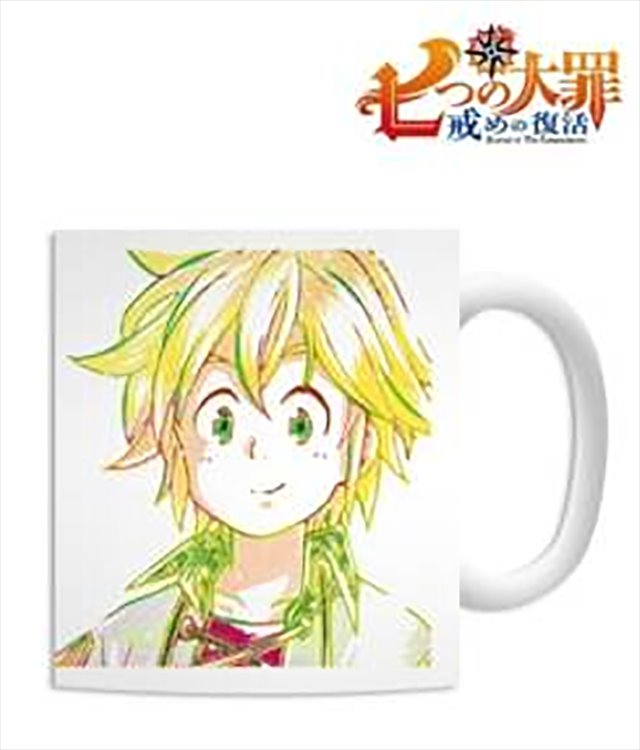 The Seven Deadly Sins - Meliodas Mug