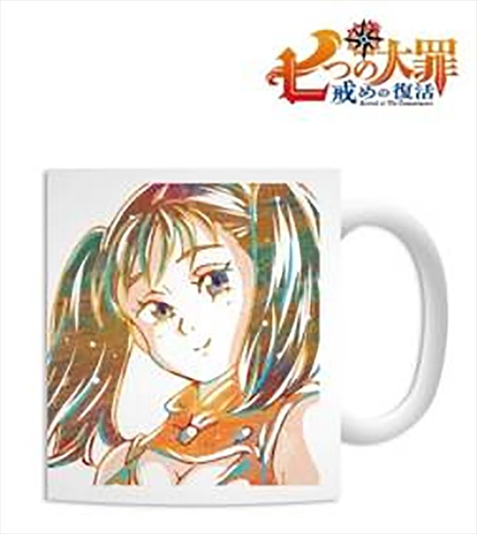 The Seven Deadly Sins - Diane Mug