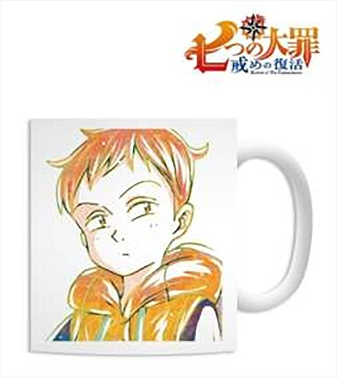 The Seven Deadly Sins - King Mug