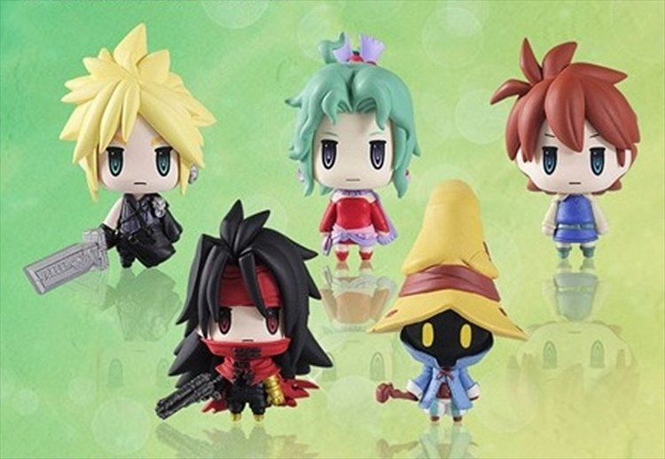 Final Fantasy - Trading Arts Mini Vol.2 Single BLIND BOX