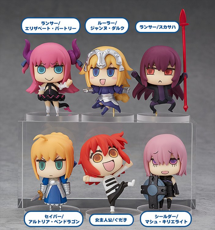 Fate Grand Order - Learning with Manga Collectible Figures Single BLIND BOX