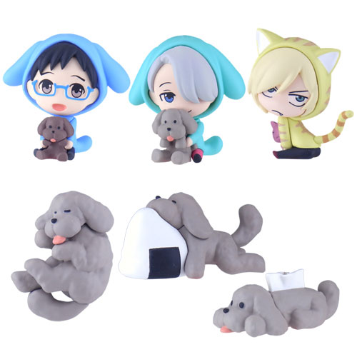 Yuri On Ice - Chara-Forme Swing Mascot Collection Single BLIND BOX