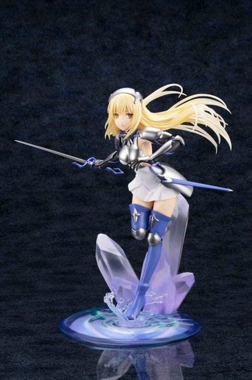 Is It Wrong to Try to Pick Up Girls in a Dungeon: Sword Oratoria - 1/7 Ais Wallenstein Ani Statue