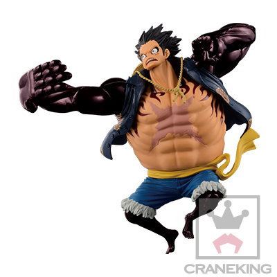 One Piece - Monkey D Luffy Gear 4 Prize Figure Re-Release
