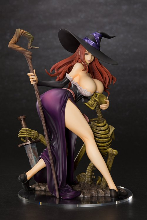 Dragons Crown - Sorceress 1/7 Scale PVC Figure