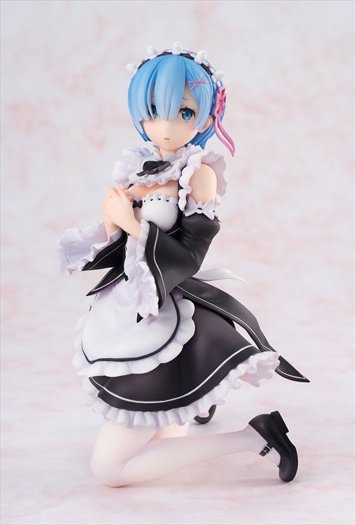 Re:Zero Starting Life in Another World - 1/8 Rem PVC Figure