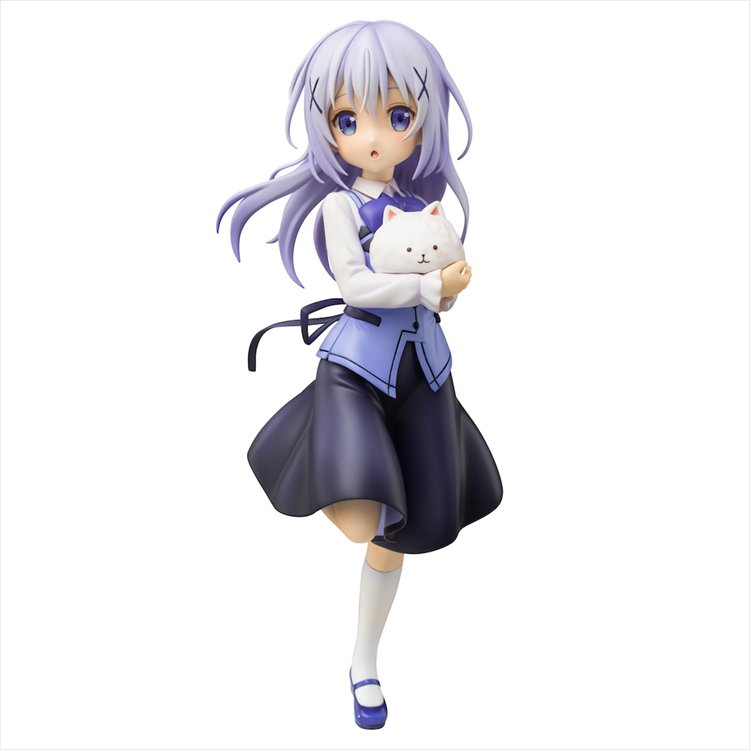Is the Order a Rabbit - 1/7 Chino Cafe Style PVC Figure