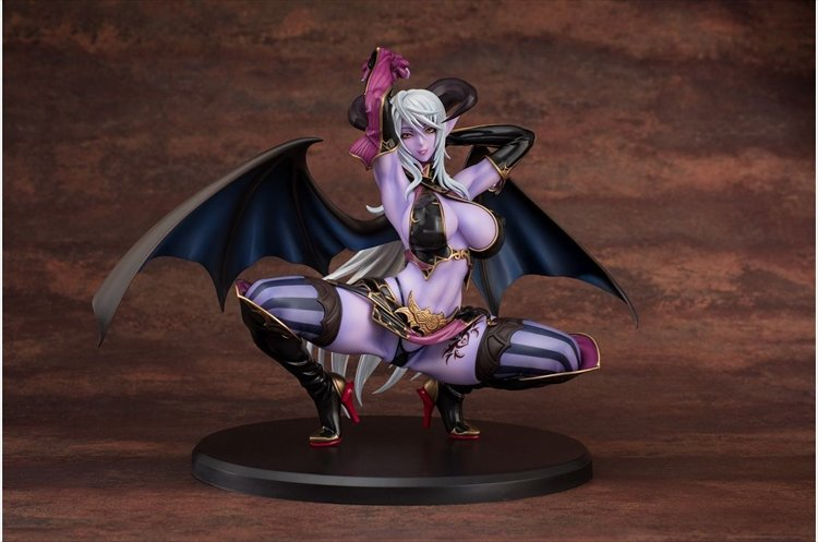 Sadakage Illustration - 1/5.5 Muma Astacia Blue Skin Ver. PVC Figure