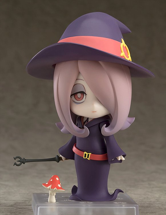 Little Witch Academia - Sucy Manbavaran Nendoroid