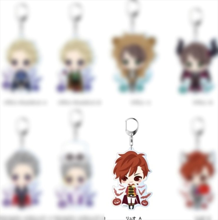 Oujisama no Propose Eternal Kiss - Lyuo A Deka Keychain