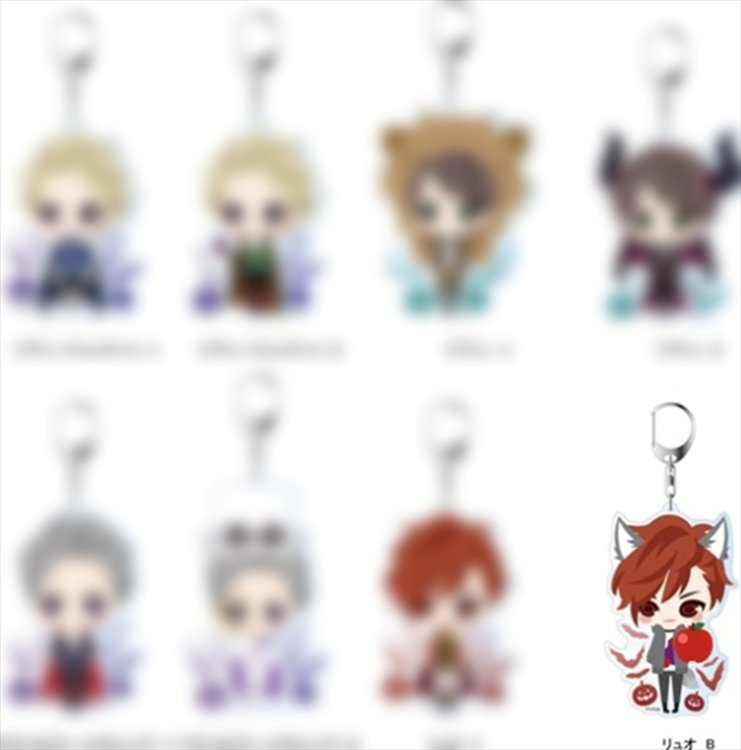 Oujisama no Propose Eternal Kiss - Lyuo B Deka Keychain