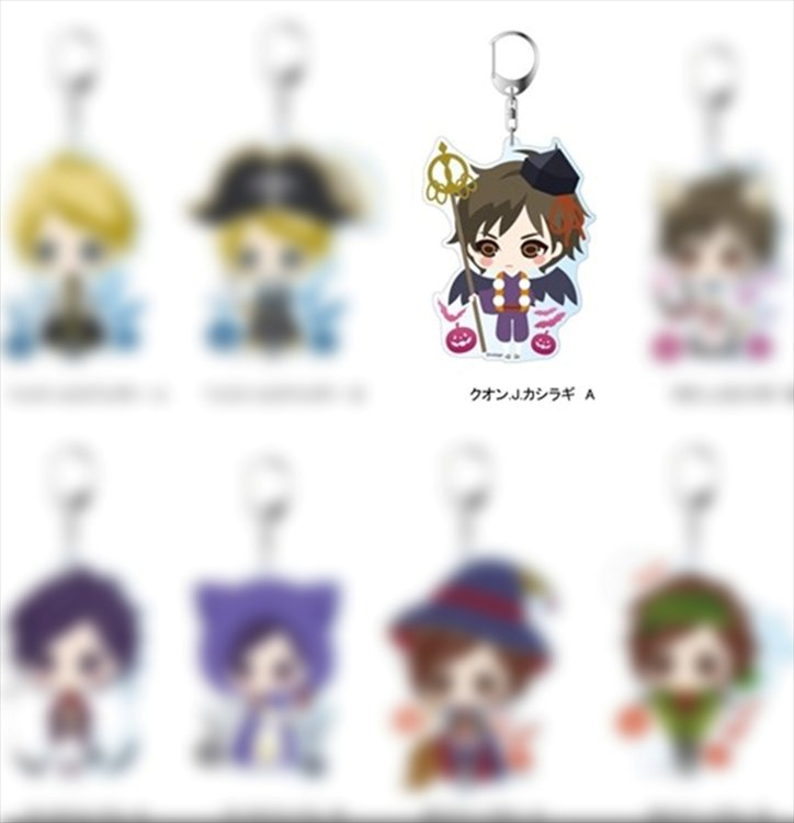 Oujisama no Propose Eternal Kiss - Kuon J. Casiraghi A Deka Keychain
