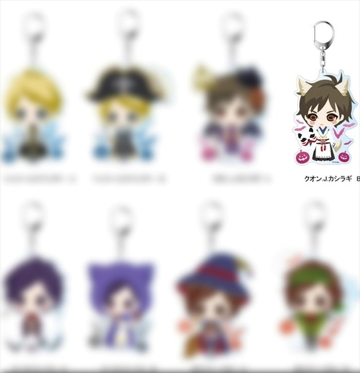 Oujisama no Propose Eternal Kiss - Kuon J. Casiraghi B Deka Keychain