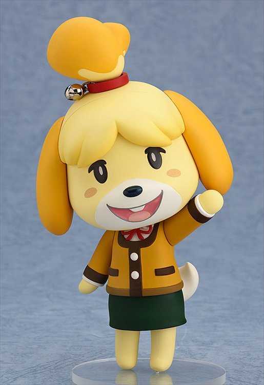 Animal Crossing New Leaf - Isabelle Winter Ver. Nendoroid Re-Release