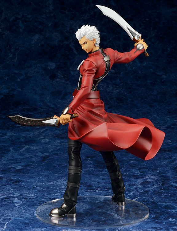 Fate Stay Night Unlimited Blade Works - 1/8 Archer Re-release PVC Figure