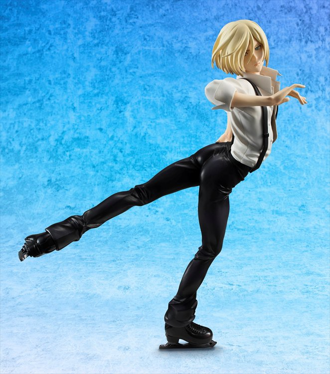 Yuri On Ice - 1/8 Yuri Plistetsky with Pyocha Ver. G.E.M PVC Figure