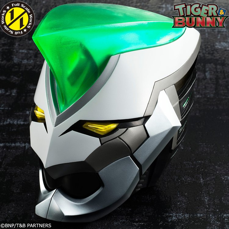 Tiger and Bunny - 1/1 Wild Tiger Mask