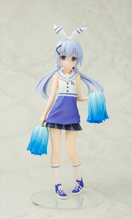 Is the Order a Rabbit - 1/7 Chino Cheerleader Ver. PVC Figure