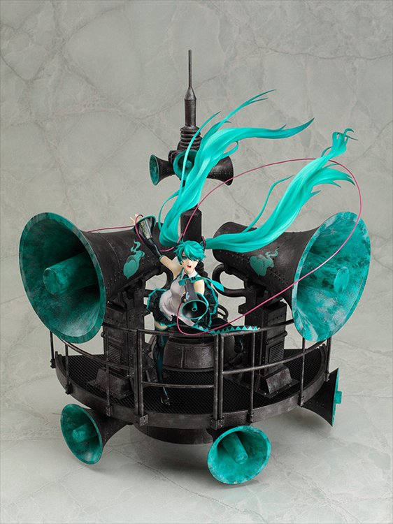 Character Vocal Series 01 Vocaloid - 1/8 Hatsune Miku Love is War DX Ver. PVC Figure