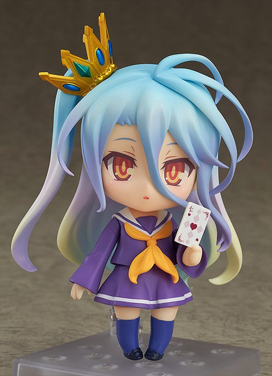 No Game No Life - Shiro Nendoroid Re-release