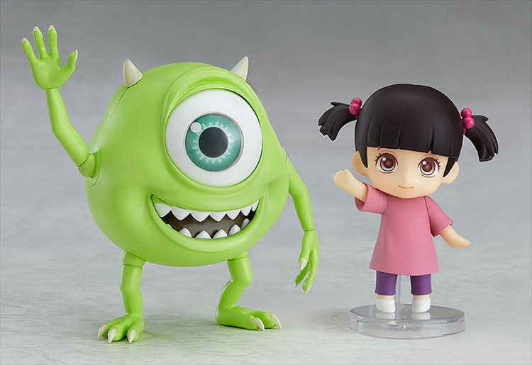 Monsters Inc - Mike and Boo Set: Standard Ver.Nendoroid