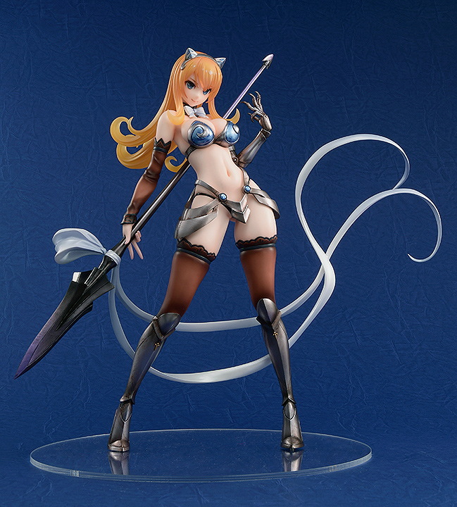 Queens Blade Unlimited - 1/7 Elina Swift Tracker Ver. PVC Hobby Japan Limited Figure