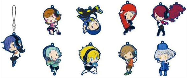 Persona 3 - Rubber Strap SINGLE BLIND BOX