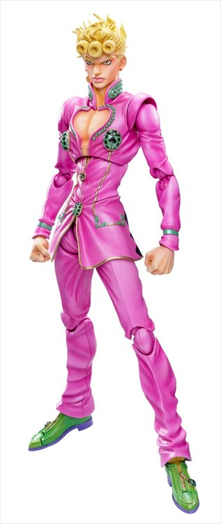 Jojo Bizarre Adventure Part V Golden Wind - Non Scale Giorno Giovanna Chozokado Figure Re-release