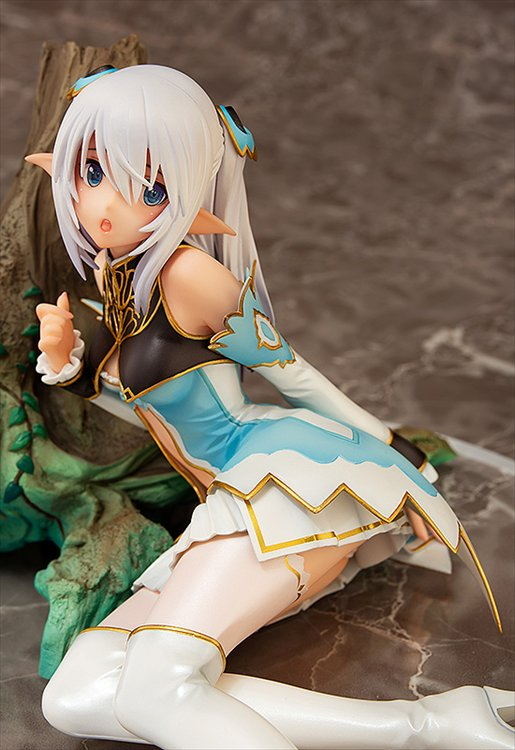 Blade Arcus from Shining EX - 1/7 Altina Elf Princess of the Silver Forest PVC Figure