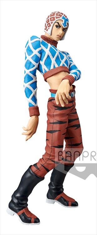 Jojos Bizarre Adventure Part V Golden Wind - Guido Mista Banpresto Prize Figure