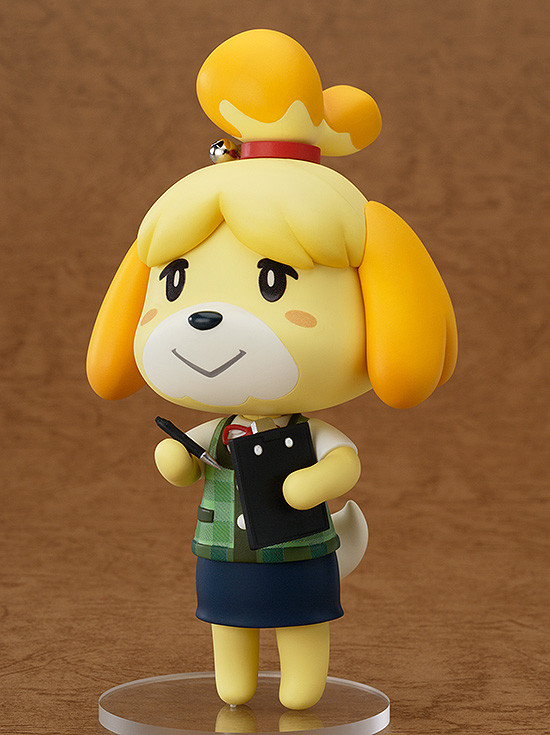 Animal Crossing: New Leaf - Shizue / Isabelle Nendoroid Re-release
