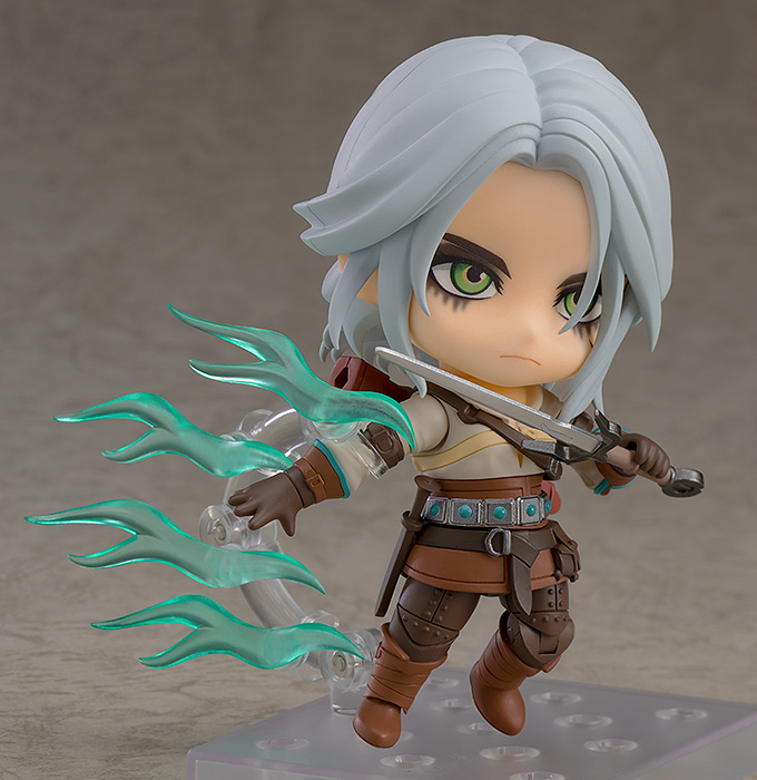 The Witcher 3 Wild Hunt - Ciri Nendoroid