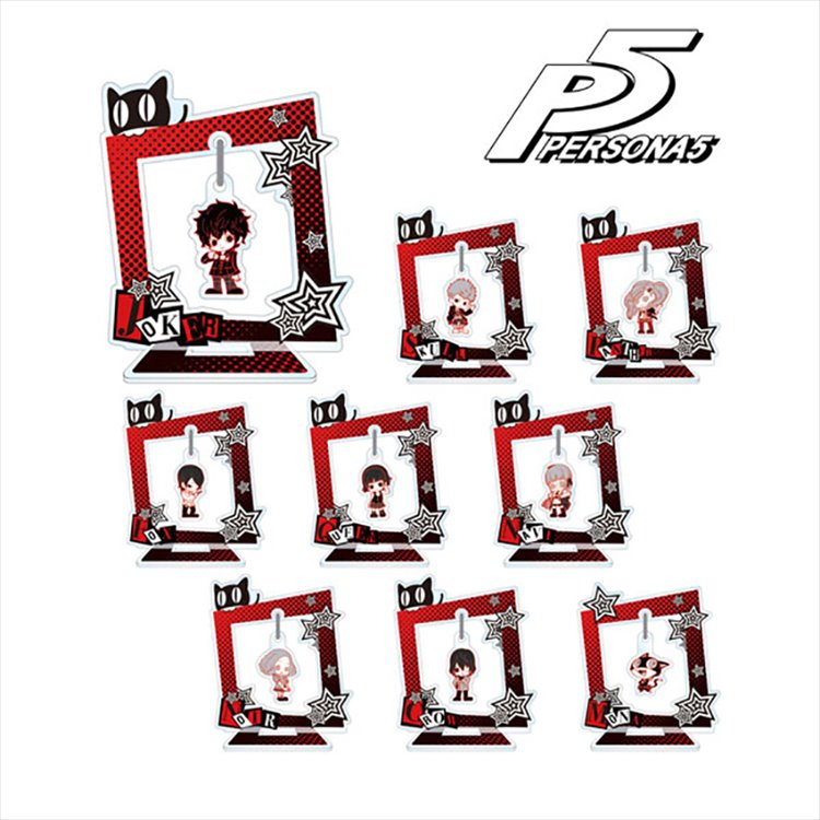 Persona 5 - Yura Yura Acrylic Stand SINGLE BLIND BOX