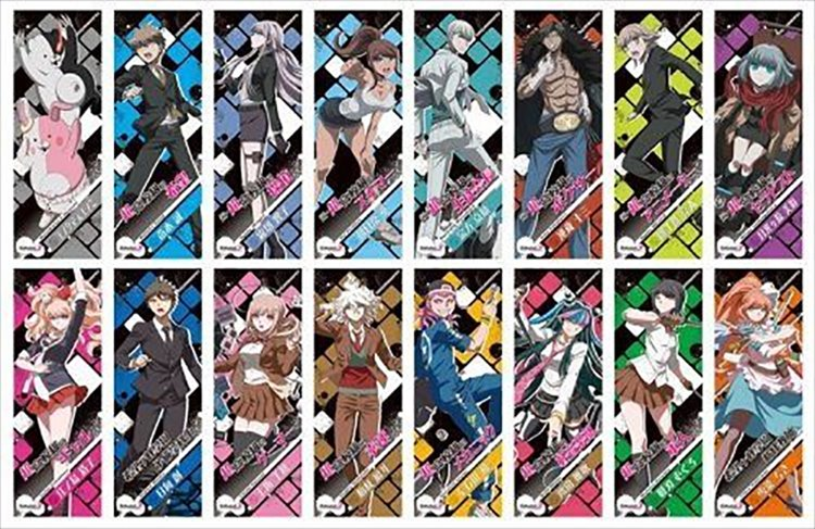 Dangan Ronpa 3 - CharaPos SINGLE BLIND BOX