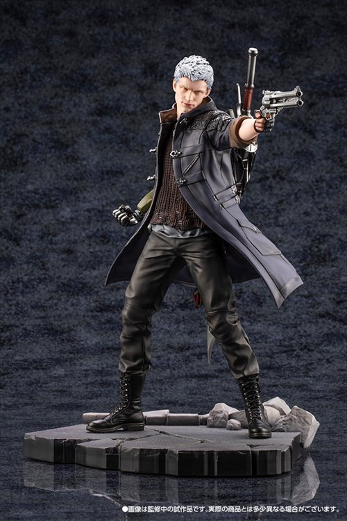 Devil May Cry 5 - 1/8 Nero ARTFX J Statue