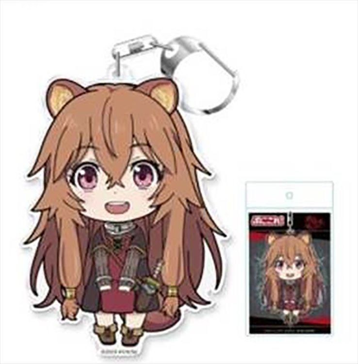 The Rising Of The Shield Heroe - Raphtalia Acrylic Keychain