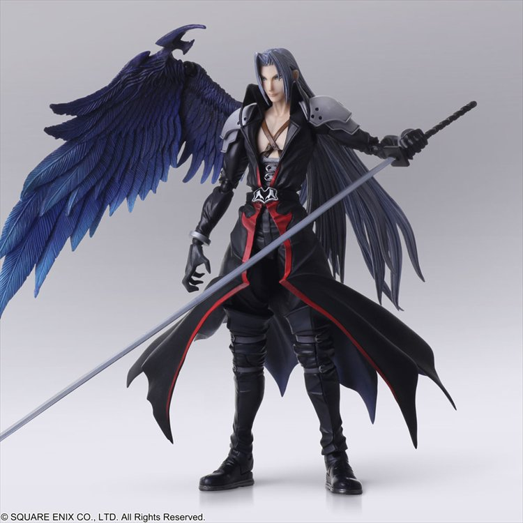 Final Fantasy - Sephiroth Another Form Variant BRING ARTS Figure