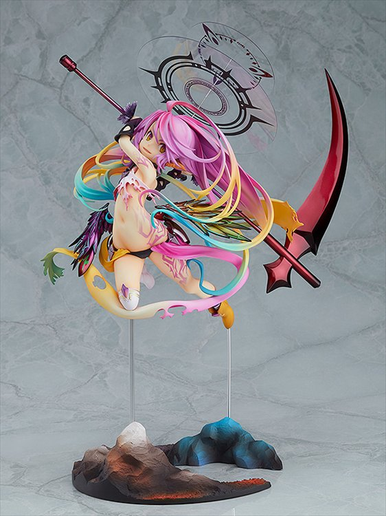 No Game No Life Zero - 1/8 Jibril Great War Ver. PVC Figure