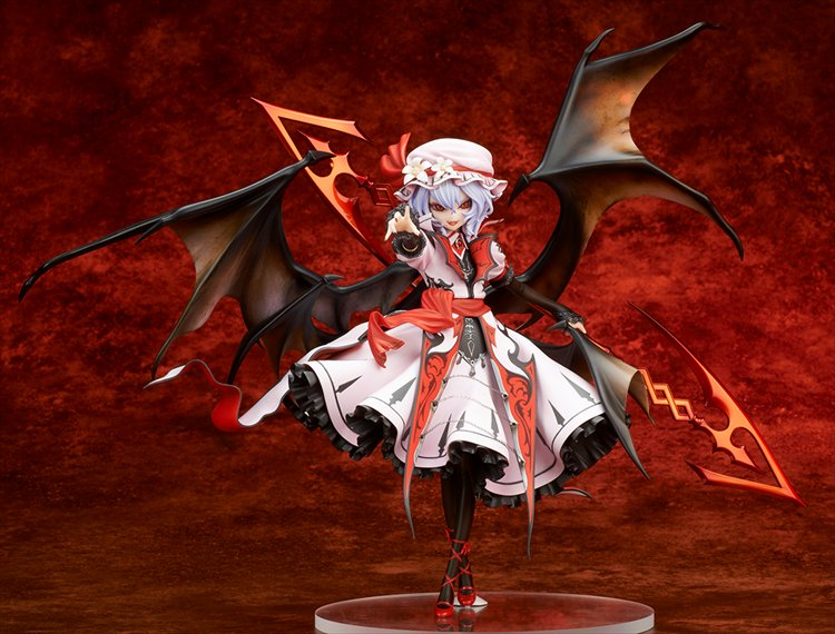 Touhou Project - 1/8 Remilia Scarlet Legend Of Komajo Ver. PVC Figure Re-release