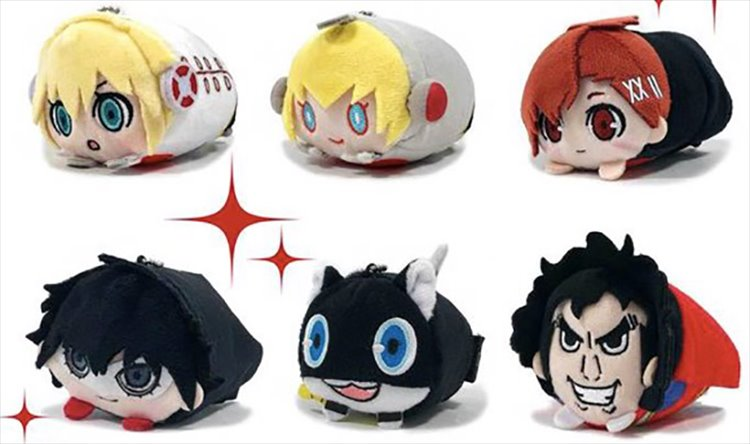 Persona Q2 - Mochi Mochi Mascot SINGLE BLIND BOX